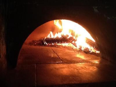 La Pizz' Au Feu de Bois - Restaurant - Brive-la-Gaillarde