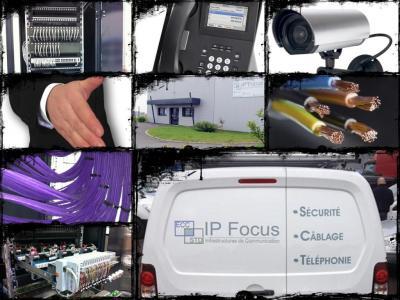 IP Focus Reseaux - Réseaux informatique - Angers