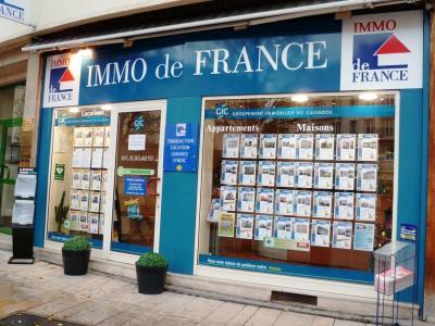 Agence Immo De France Normandie - Agence immobilière - Caen