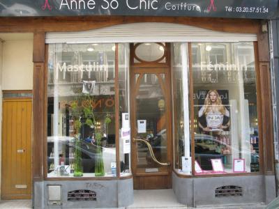 Anne So Chic SAS Kulak - Coiffeur - Lille