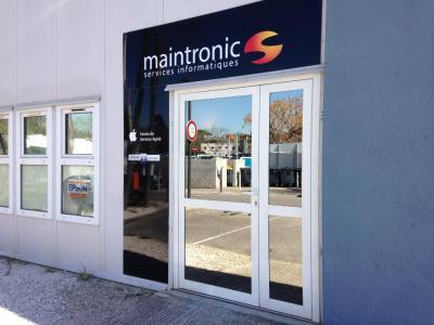 Maintronic Languedoc-roussillon - Conseil, services et maintenance informatique - Montpellier