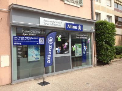 Allianz Gruda Pierre Olivier - Agent général d'assurance - Bourg-en-Bresse