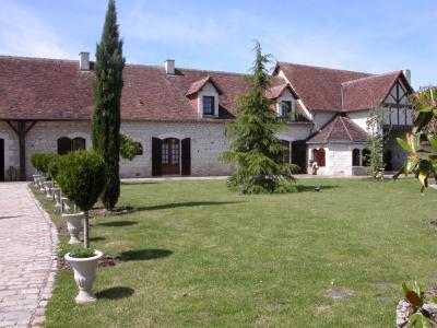 Au Clos De Beaulieu - Chambre d'hôtes - Bossée