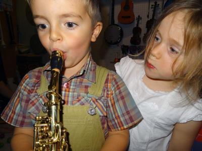 KP Créations Le Tout Petit Conservatoire - Leçon de musique et chant - Paris