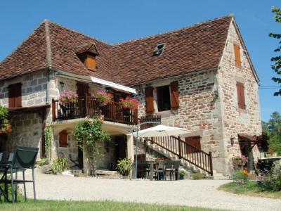 Le Bacquet - Chambre d'hôtes - Saint-Julien-Maumont