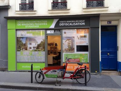 Ecolocost Construction - Constructeur de maisons en bois - Paris