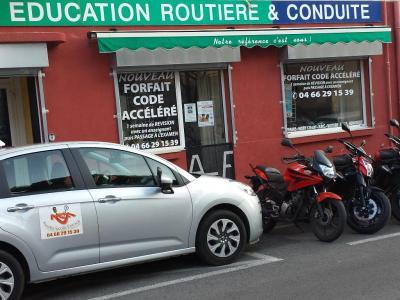 Aef Auto Ecole Franck - Auto-école - Nîmes