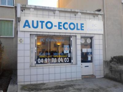 JC Conduite - Auto-école - Marseille