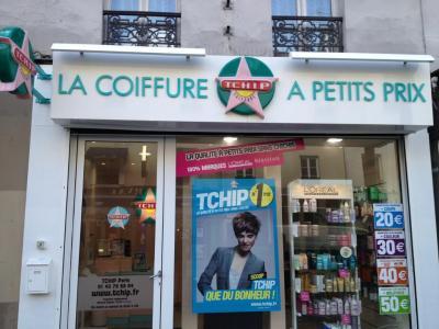 Tchip Coiffure Tina-c - Coiffeur - Paris