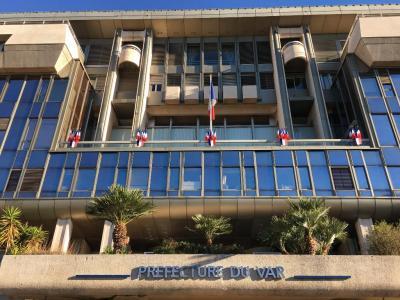 Préfecture de Toulon - Préfecture, sous-préfecture - Toulon