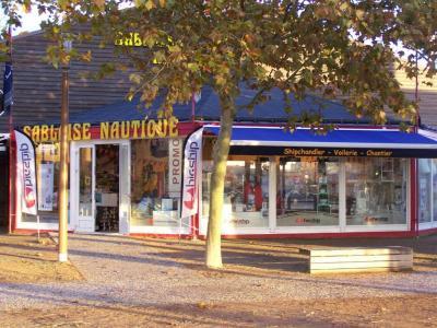 Sablaise Nautique - Vente et réparation de bateaux de plaisance - Les Sables-d'Olonne