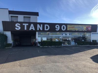 Stand 90 - Contrôle technique de véhicules - Bavilliers