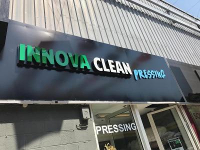 Innova Clean Le Pressing - Entreprise de nettoyage - Aix-en-Provence