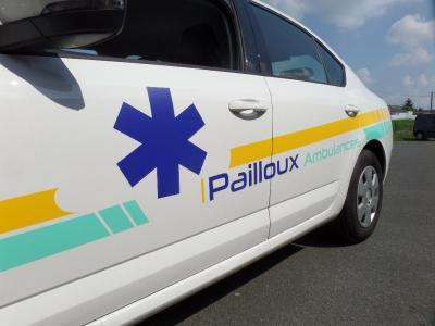 Ambulance Pailloux - Taxi - Blois