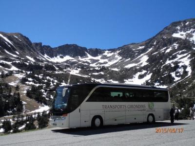 Les Transports Girondins - Transport touristique en autocars - Pessac