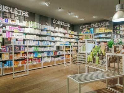 Pharmacie de l'Aquarius - Pharmacie - Paris