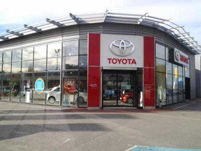 Edenauto TOYOTA Brive - Garage automobile - Brive-la-Gaillarde