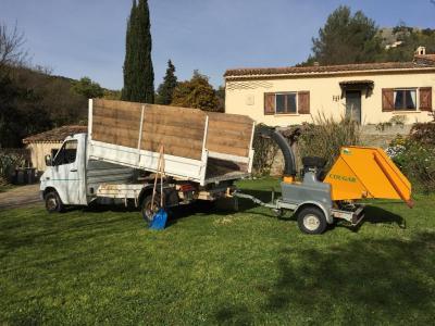 Giugliano Florent - Entreprise d'élagage et abattage - Hyères