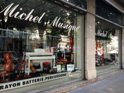 Michel Musique - Vente et location d'instruments de musique - Grenoble