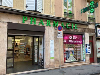 Pharmacie 10 Rambuteau - Vente et location de matériel médico-chirurgical - Mâcon