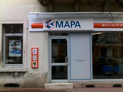 MAPA Assurances - Société d'assurance - Bourg-en-Bresse