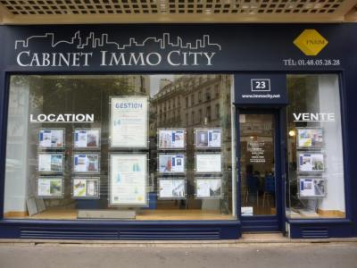 Immo City - Gestion locative - Paris