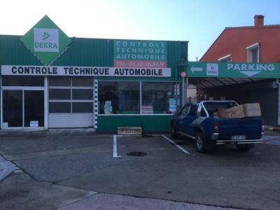 Dekra Contrôle Technique Auto Services Entreprise indépendante - Contrôle technique de véhicules - Perpignan