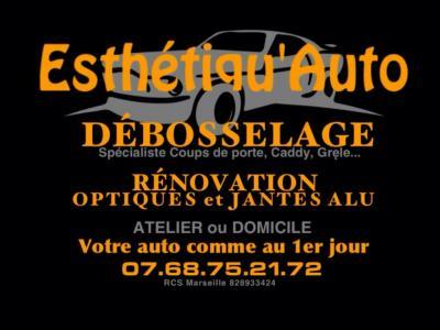 Esthetiqu'Auto - Garage automobile - Marseille