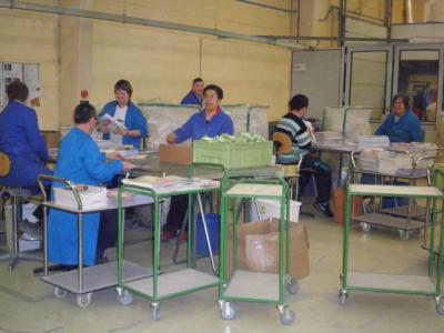 Adapei Picardie Ateliers Amiens - Blanchisserie pour collectivités - Amiens