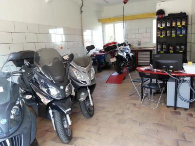 L'Atelier du 2 Roues - Agent concessionnaire motos et scooters - Toulon