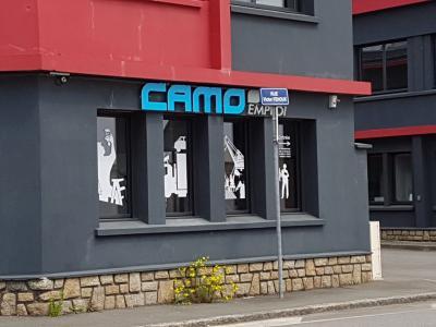 Camo Emploi Brest - Agence d'intérim - Brest