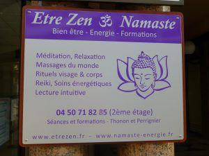 Namaste - Institut de beauté - Thonon-les-Bains