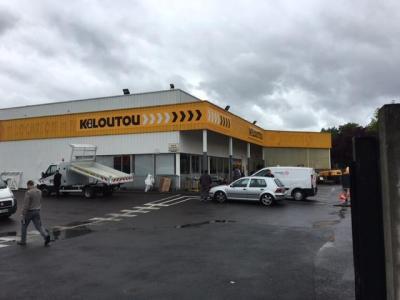Kiloutou - Location de matériel pour entrepreneurs - Clermont-Ferrand