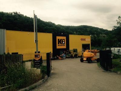 Kiloutou - Location de matériel pour entrepreneurs - Givors
