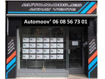 Automoov - Automobiles d'occasion - Paris