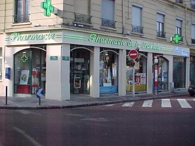 Grande Pharmacie d'Oullins - Pharmacie - Oullins