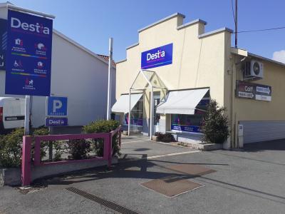 Destia - Ménage et repassage à domicile - Clermont-Ferrand
