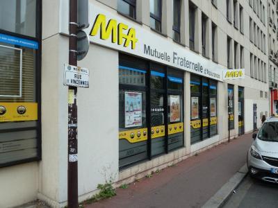 Mutuelle Fraternelle Assurance - Société d'assurance - Montreuil