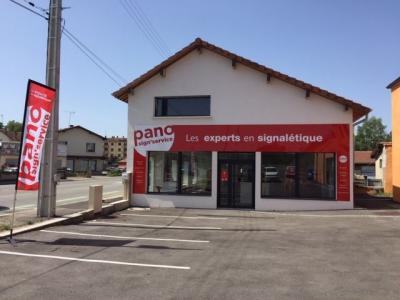 PANO Bourg-en-Bresse - Enseignes - Bourg-en-Bresse