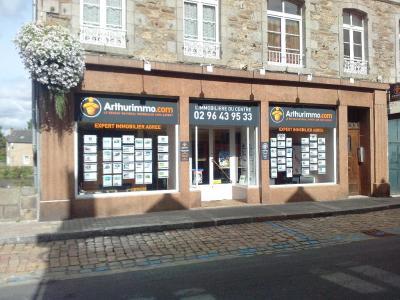 Arthurimmo - Agence immobilière - Guingamp
