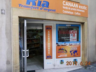 Canaan Exotic - Coiffeur - Metz