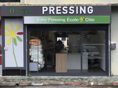 Pressing Nature - Blanchisserie pour collectivités - Bastia
