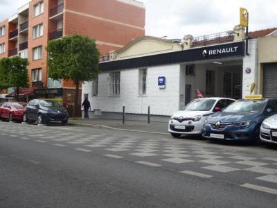 Renault Rent Garage de la Mairie - Location d'automobiles de tourisme et d'utilitaires - Montreuil