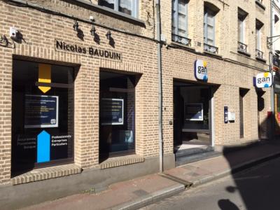 Gan Assurances Nicolas Bauduin - Société d'assurance - Saint-Omer