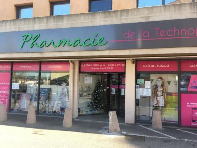 Pharmacie Du Technopole - Pharmacie - Marseille