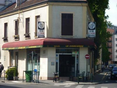 Le Concorde - Restaurant - Alfortville
