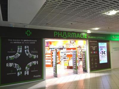 Pharmacie Flandres Littoral SELARL - Pharmacie - Grande-Synthe