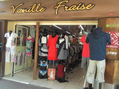 Vanille Fraise - Vêtements femme - Argelès-sur-Mer