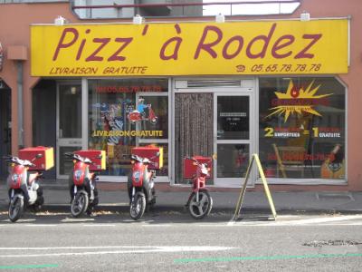 Pizz'a Rodez - Restaurant - Rodez