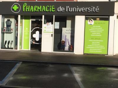 Pharmacie de l'Université Prévot-Monsacré - Vente et location de matériel médico-chirurgical - Saint-Brieuc